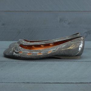 Jeffrey Campbell Lovely Ballet Flats Size 8